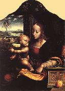 CLEVE, Joos van Virgin and Child vfhg oil painting picture wholesale