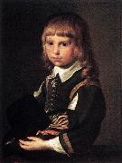 CODDE, Pieter Portrait of a Child dfg Germany oil painting reproduction