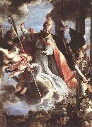 COELLO, Claudio The Triumph of St Augustine df oil painting picture wholesale