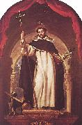 COELLO, Claudio St Dominic of Guzman dfgh oil