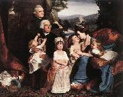 COPLEY, John Singleton The Copley Family dsf oil painting picture wholesale