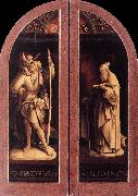 CORNELISZ VAN OOSTSANEN, Jacob Sts Christopher and Anthony dfg oil painting picture wholesale