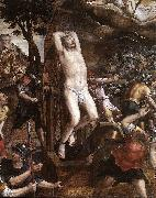 COXCIE, Michiel van The Torture of St George dfg oil painting picture wholesale