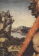 CRANACH, Lucas the Elder Virgin and Child (detail) hhgr oil painting picture wholesale