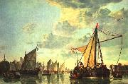 CUYP, Aelbert The Maas at Dordrecht  sdf oil painting picture wholesale