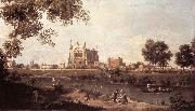 Canaletto Eton College Chapel f oil painting picture wholesale