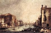 Canaletto Rio dei Mendicanti: Looking South oil painting picture wholesale