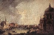 Canaletto Entrance to the Grand Canal: Looking East oil painting picture wholesale