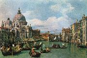 Canaletto The Grand Canal and the Church of the Salute df oil painting picture wholesale