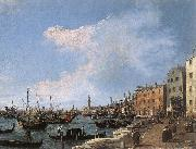 Canaletto The Riva degli Schiavoni f oil painting picture wholesale