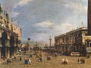 Canaletto The Piazzetta g oil painting picture wholesale