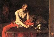 Caravaggio St Jerome dsf oil painting picture wholesale