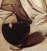 Caravaggio Bacchus (detail)  fg oil painting picture wholesale
