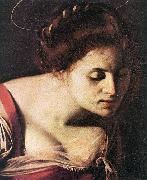 Caravaggio Madonna Palafrenieri (detail) f oil painting picture wholesale