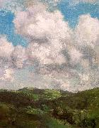 Charles Harold Davis Clouds and Shadow oil painting