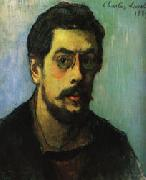 Charles Laval self-Portrait oil painting picture wholesale