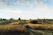 Charles-Francois Daubigny Harvest oil painting picture wholesale