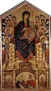 Cimabue The Madonna in Majesty (Maesta) fgh oil painting picture wholesale