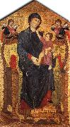 Cimabue Madonna Enthroned with the Child and Two Angels dfg oil painting picture wholesale
