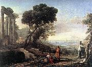 Claude Lorrain Italian Coastal Landscape dfb oil painting picture wholesale