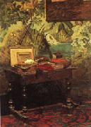 Claude Monet Studio Corner oil painting picture wholesale