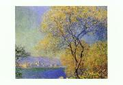 Claude Monet Antibes seen from the Salis Gardens oil painting picture wholesale