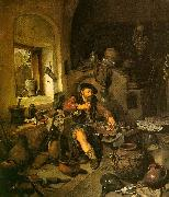 Cornelis Bega The Alchemist Germany oil painting reproduction