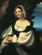 Correggio Portrait of a Gentlewoman Germany oil painting reproduction