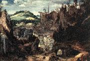 DALEM, Cornelis van Landscape with Shepherds dfgj oil