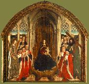 DALMAU, Lluis Altarpiece of the Councillors dfgh Germany oil painting reproduction