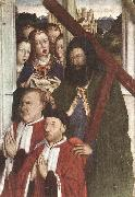 DALMAU, Lluis Altarpiece of the Councillors (detail) fg oil painting picture wholesale