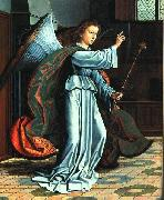 DAVID, Gerard The Annunciation dg02 oil painting picture wholesale