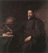 DYCK, Sir Anthony Van Portrait of Father Jean-Charles della Faille, S.J. dfh oil painting picture wholesale
