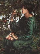 Dante Gabriel Rossetti The Day Dream oil painting picture wholesale