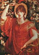 Dante Gabriel Rossetti A Vision of Fiammetta oil painting picture wholesale