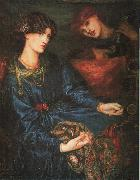 Dante Gabriel Rossetti Mariana oil painting picture wholesale