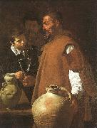 Diego Velazquez The Waterseller of Seville oil