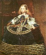 Diego Velazquez The Infanta Margarita-o oil painting picture wholesale