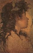 Diego Velazquez Study for the Head of Apollo oil painting picture wholesale