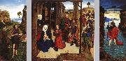 Dieric Bouts Pearl of Brabant oil painting reproduction