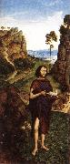 Dieric Bouts St John the Baptist oil painting picture wholesale