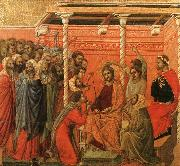 Duccio di Buoninsegna Crown of Thorns oil