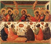 Duccio di Buoninsegna The Last Supper00 oil painting picture wholesale