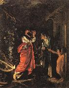 ELSHEIMER, Adam Ceres and Stellio fd oil painting artist