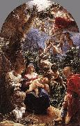 ELSHEIMER, Adam Rest on Flight into Egypt dsg oil painting artist