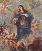 ESCALANTE, Juan Antonio Frias y Immaculate Conception dfg Germany oil painting reproduction