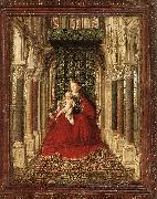 EYCK, Jan van Small Triptych (central panel) ssf Germany oil painting reproduction