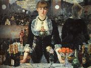 Edouard Manet The Bar at the Folies Bergere Germany oil painting reproduction