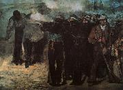 Edouard Manet Study for The Execution of the Emperor Maximillion oil painting picture wholesale