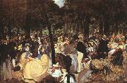 Edouard Manet Concert in the Tuileries Germany oil painting reproduction